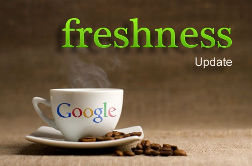 Google-freshness-update
