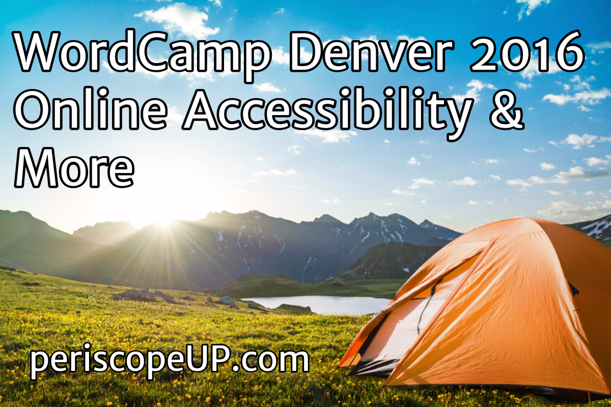 wordcamp online accessibility