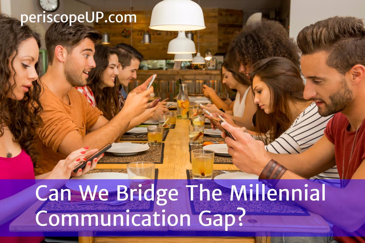Millennial Communication Gap