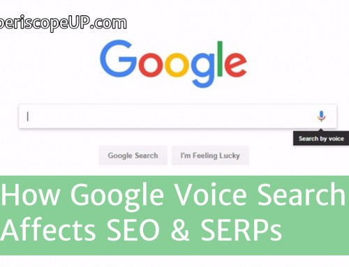 How Google Voice Search Affects SEO & SERPs