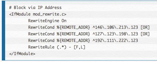 bot block ip-address-mutliple-example