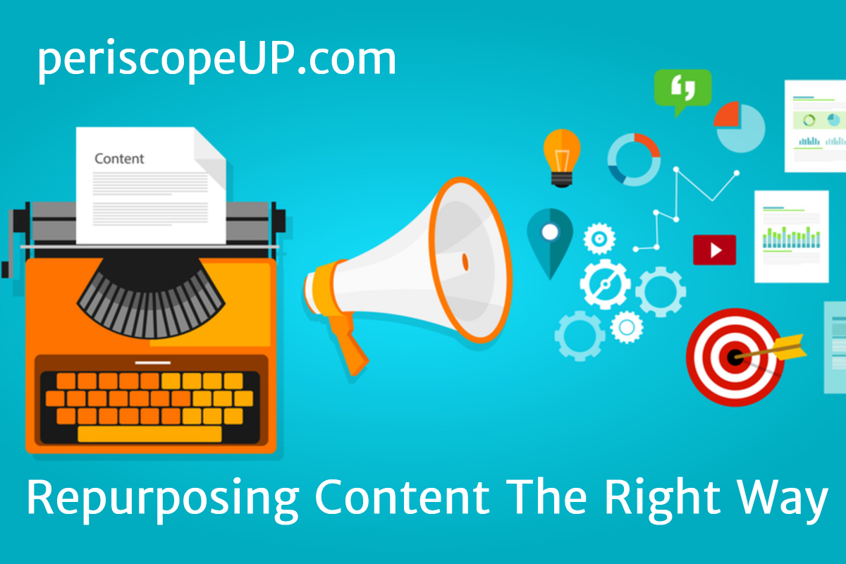 Image representing a content generator Repurpose content marketing seo optimization online blog
