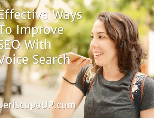 Effective Ways to Improve SEO With Voice Search