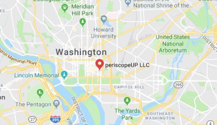 Pin map image of periscopeUP LLC