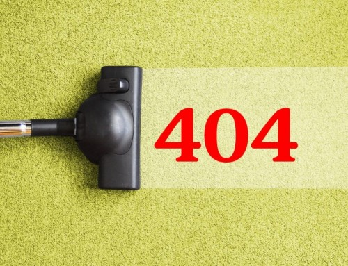 Keeping Your Site Clean – Fix 404 Errors