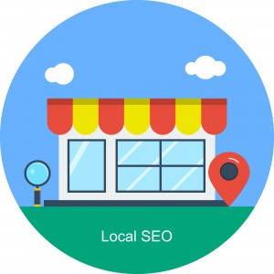 Illustration of local search. Google is testing showing Google Business Posts in search results.