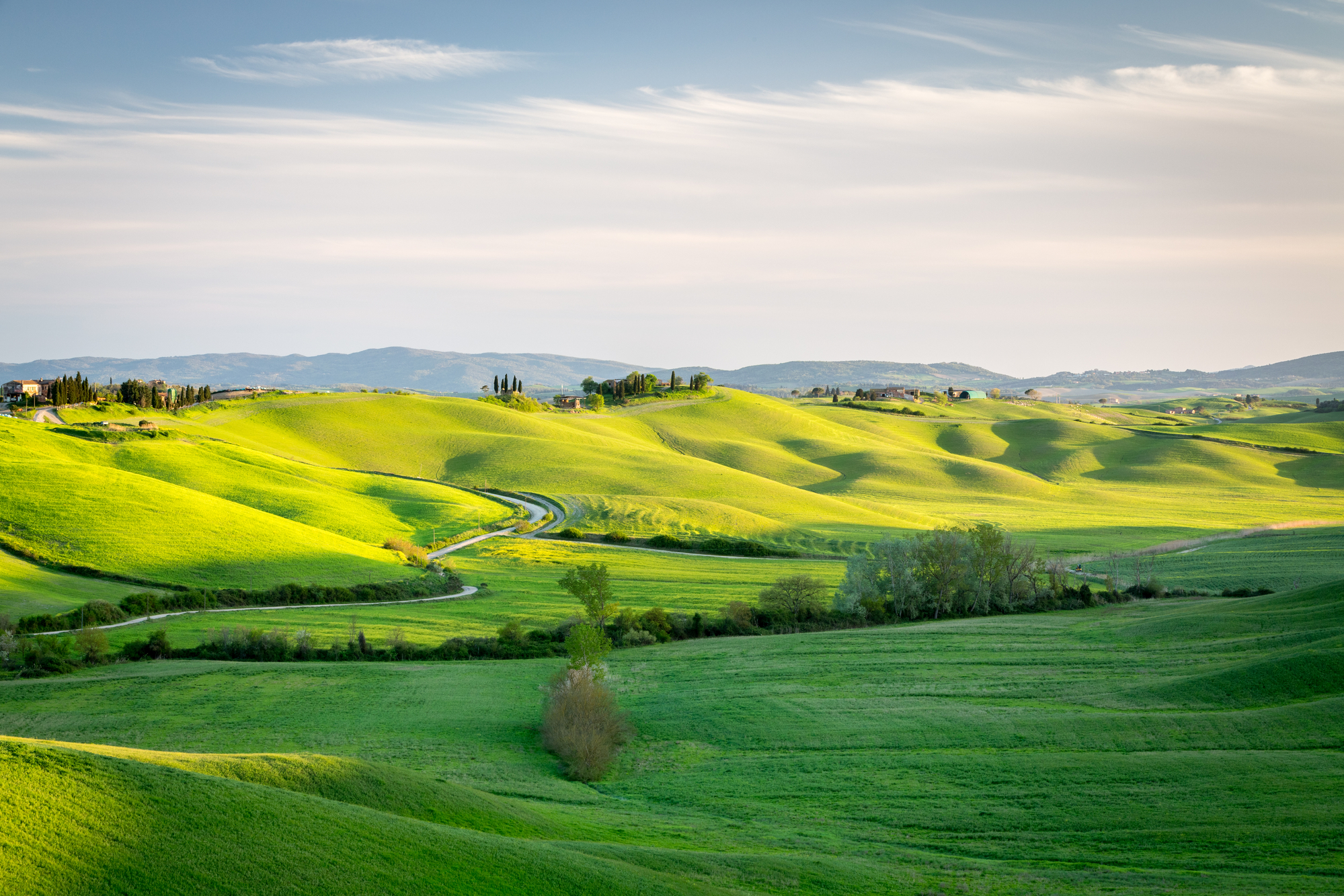Tuscan countryside. Optimize your content for Google Discover and let users explore your content instead of searching for it.