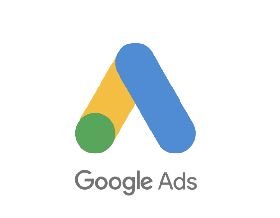 Google Ads logo. AdWords is being rebranded as Google Ads