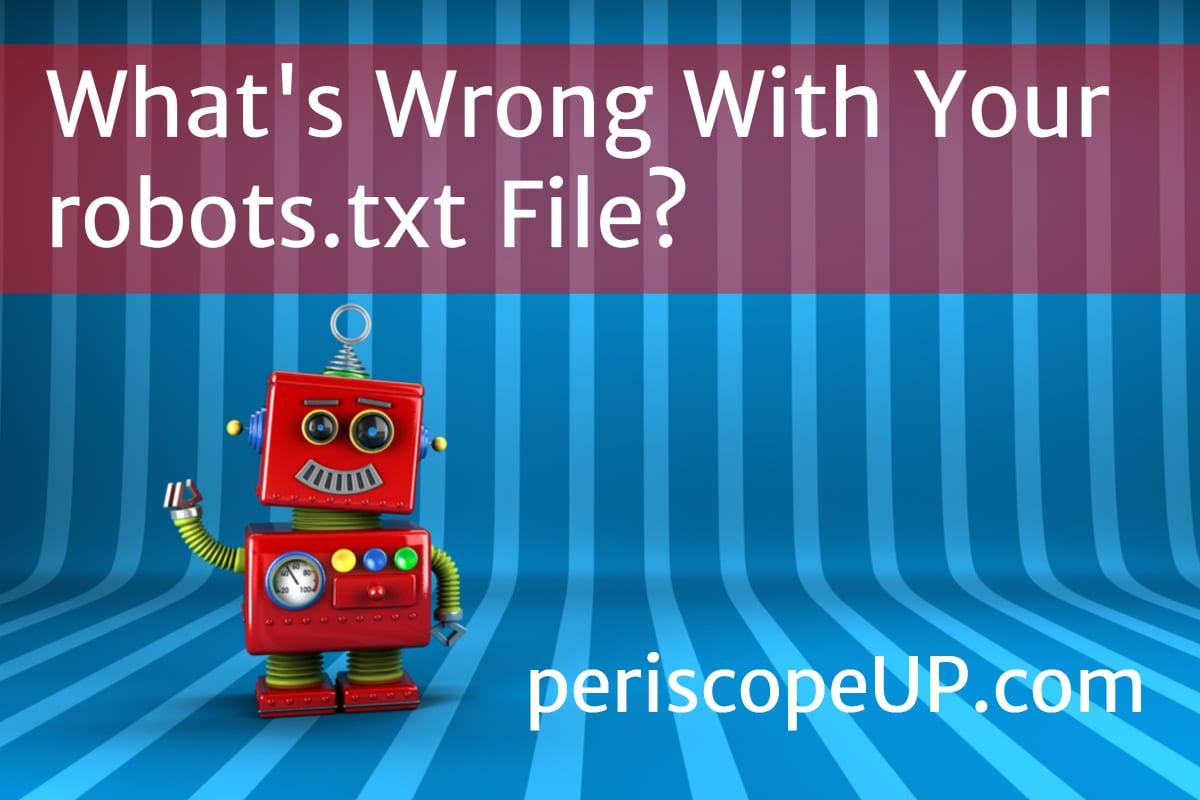Robot.txt title image