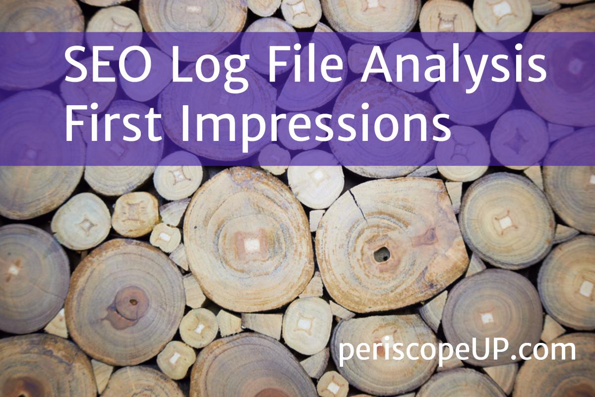 Log file title image